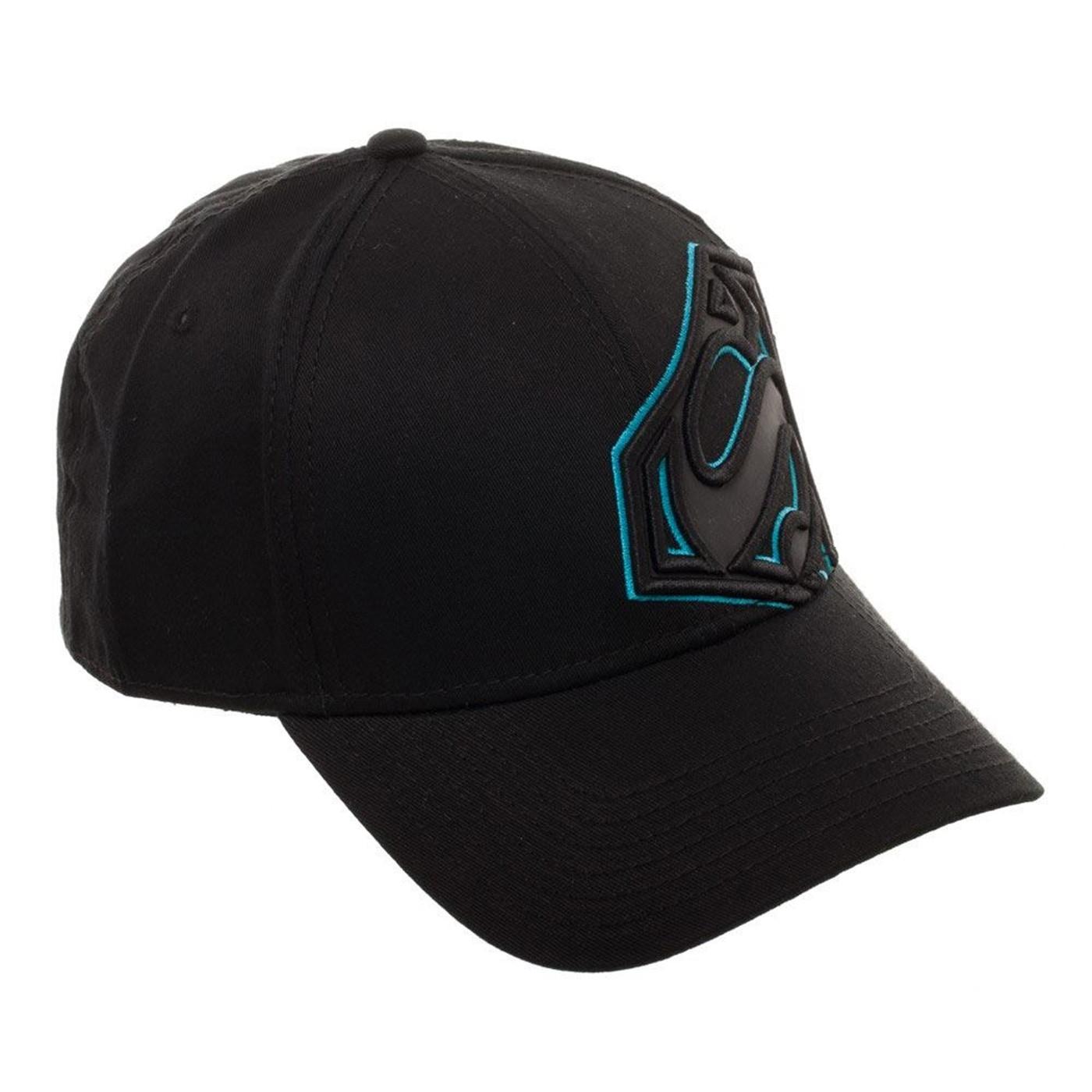 Superman Reflective Hat