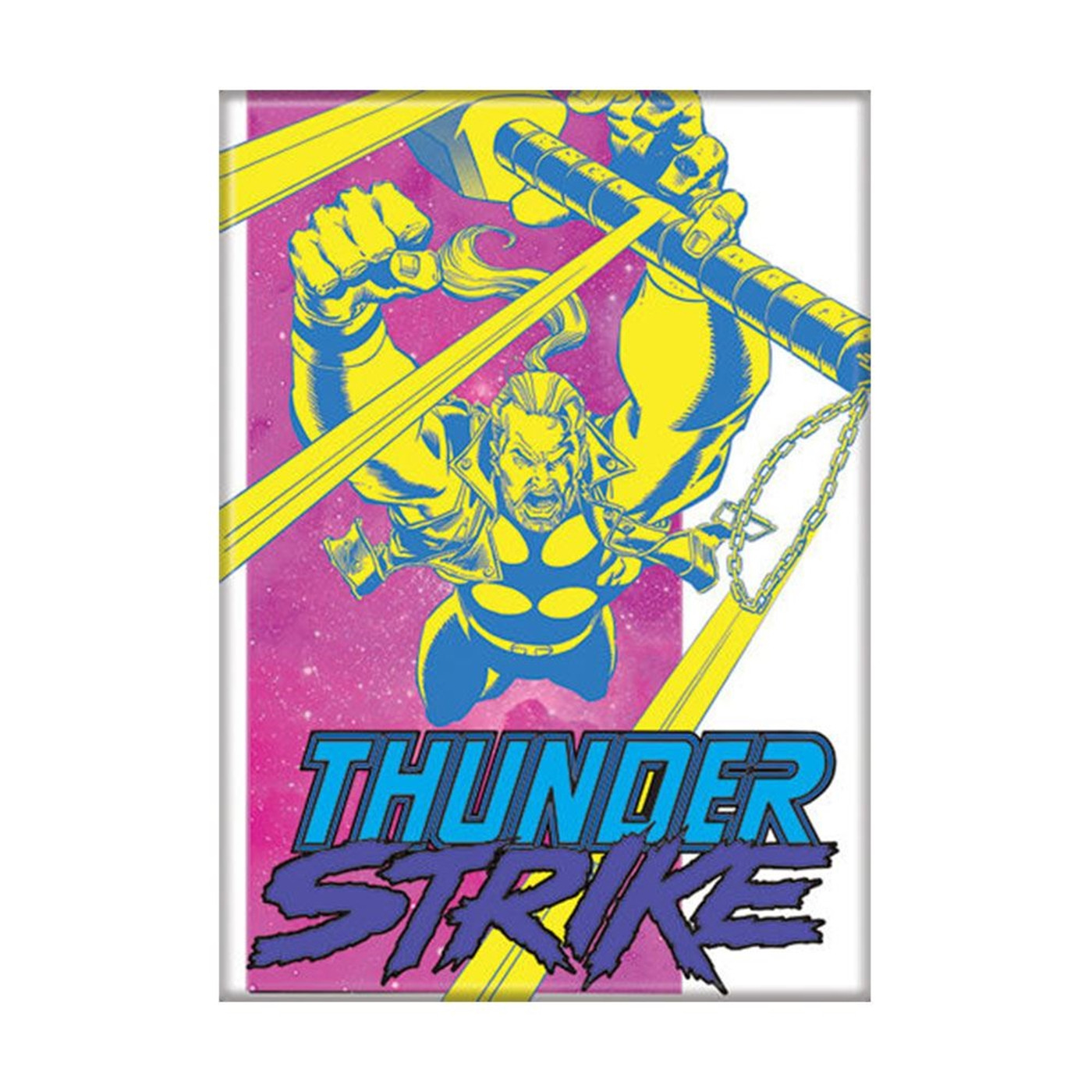 Mighty Thor Thunder Strike Magnet