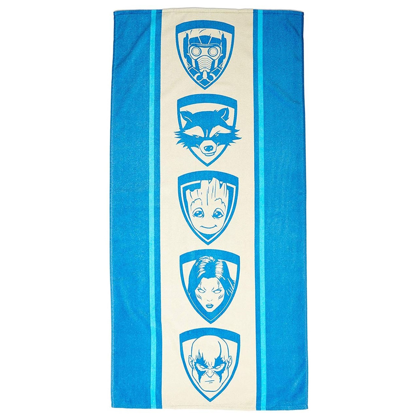 Guardians of the Galaxy Beach Towel