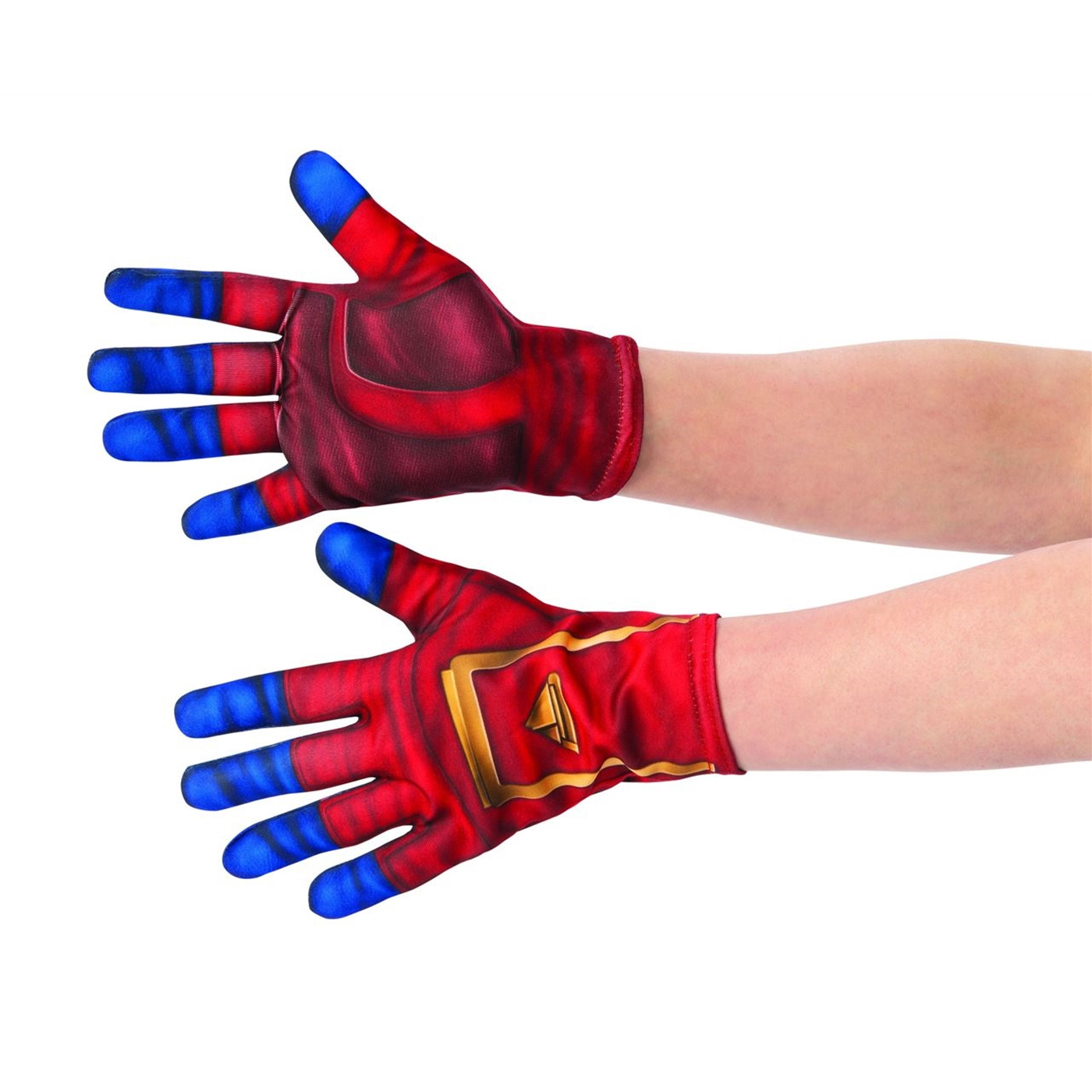 Captain Marvel Gloves
