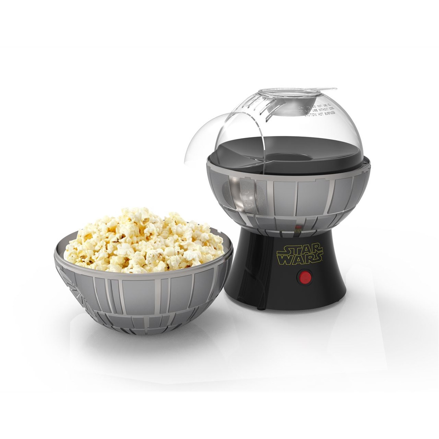 Death Star Popcorn Maker with Bowl