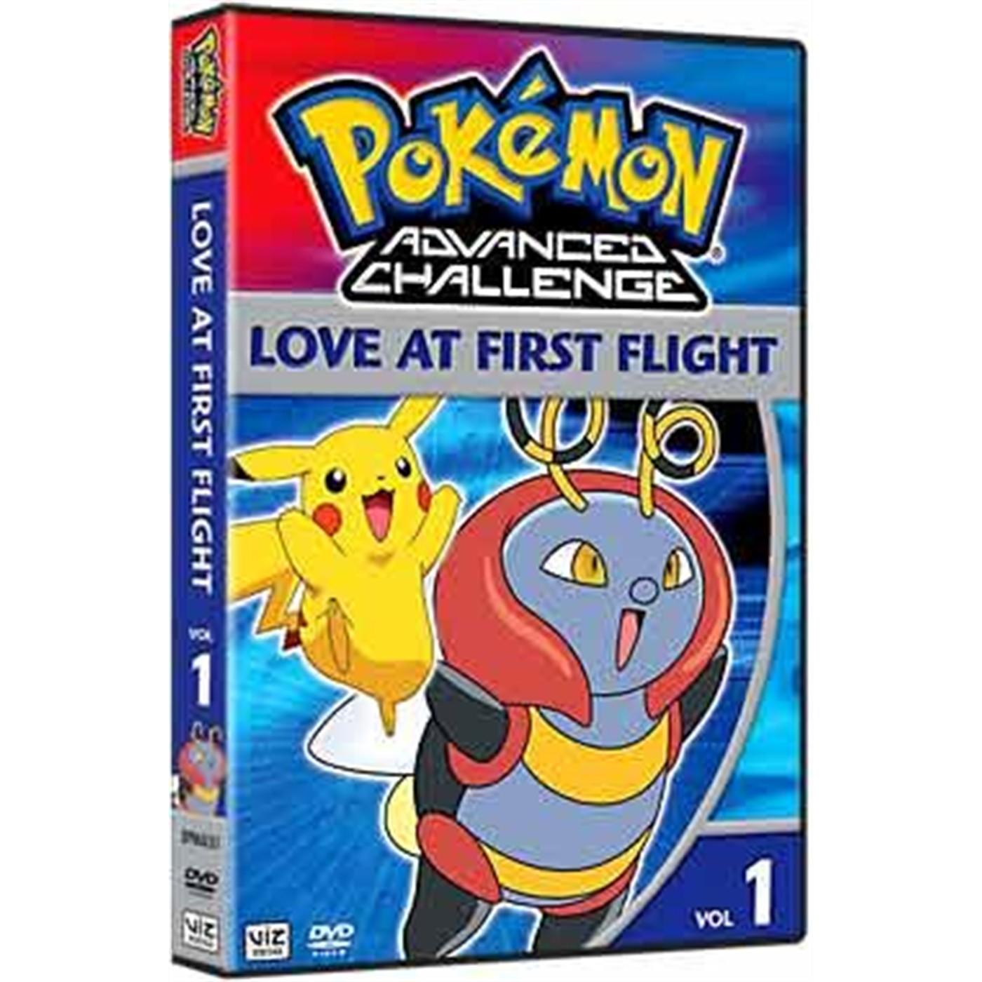 Pokemon Advanced Challenge, Vol. 1 (DVD)