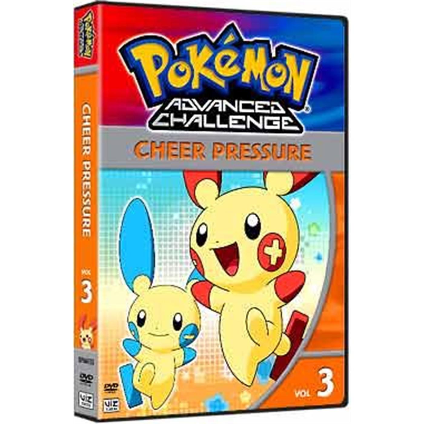 Pokemon Advanced Challenge, Vol. 3 (DVD)