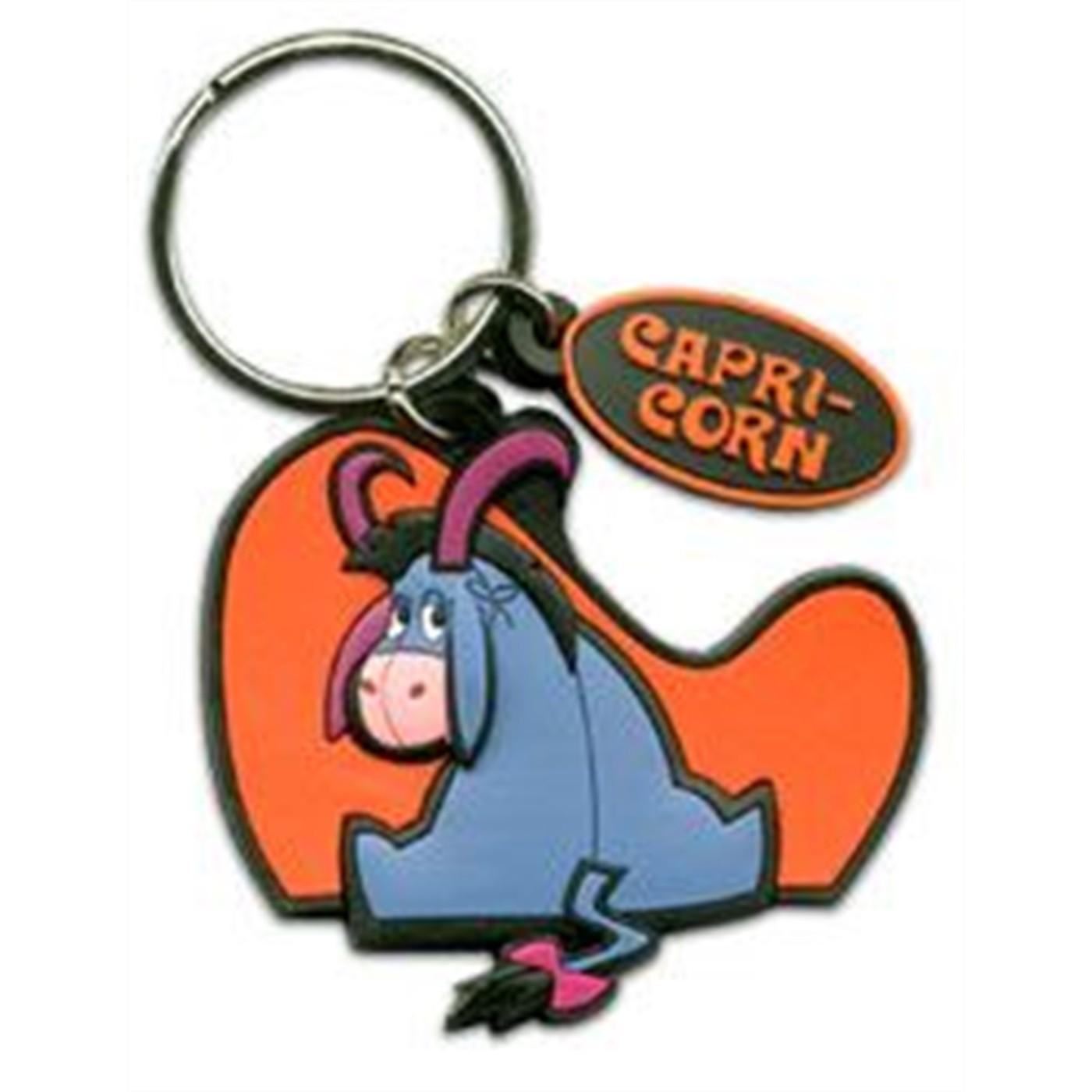 Disney Zodiac Keychain: Capricorn - Eeyore