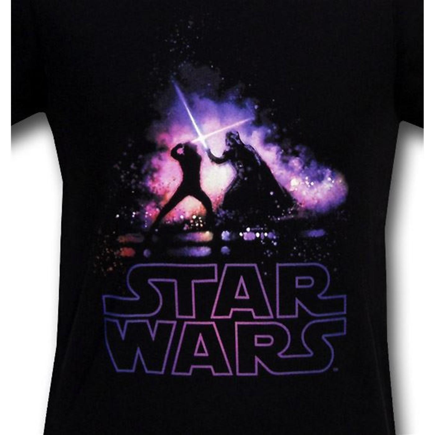 Star Wars Family Feud 30 Single T-Shirt