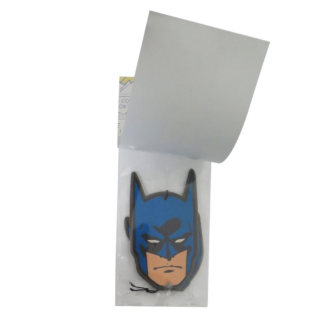 Batman Wiggle Vanilla Air Freshener