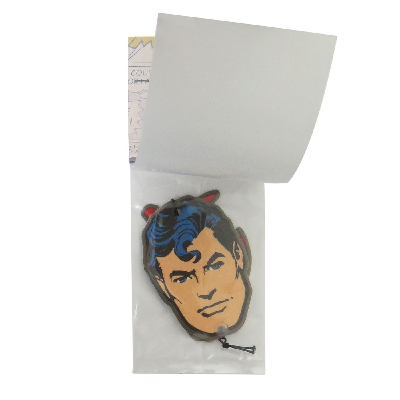 Superman Wiggle Vanilla Air Freshener