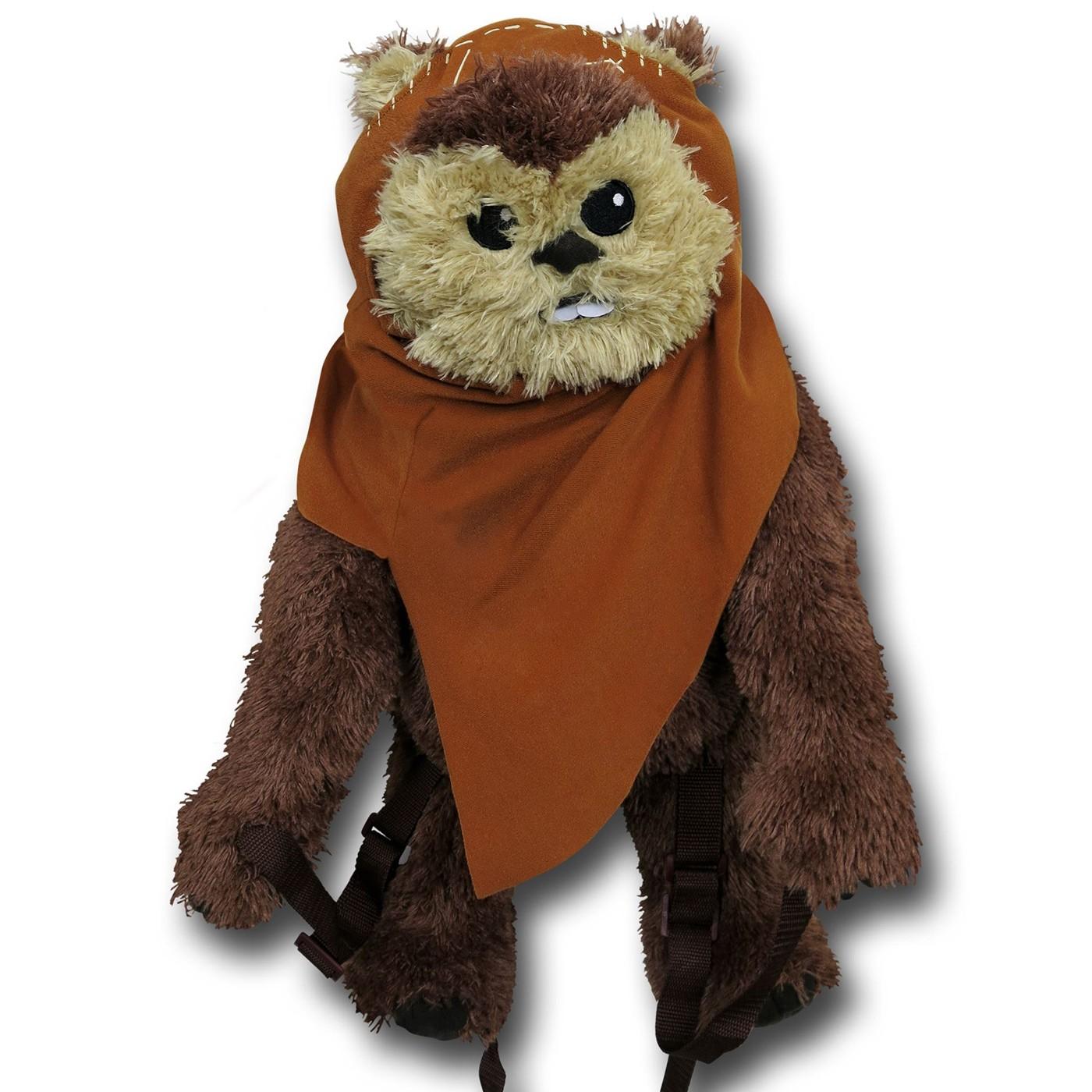 Star Wars Wicket The Ewok Backpack Buddy