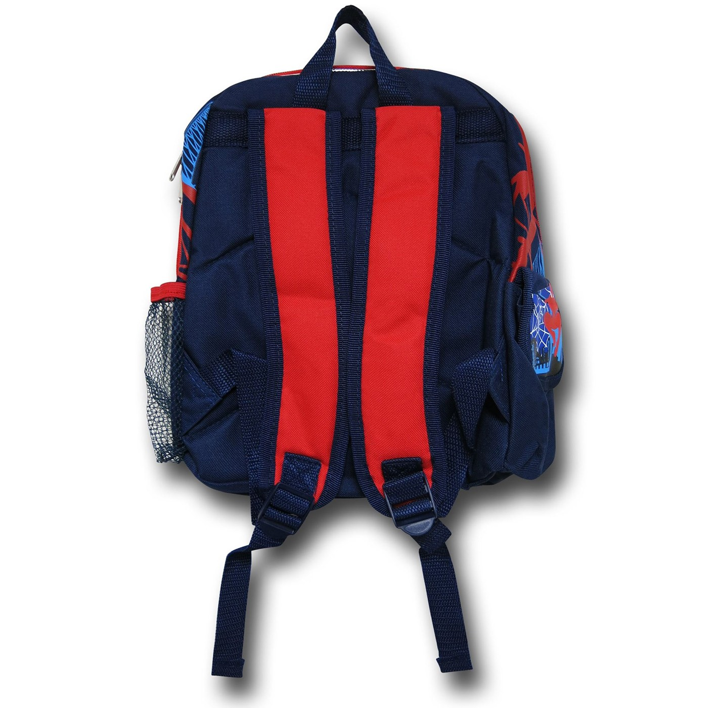 Spiderman Crouching Kids Backpack