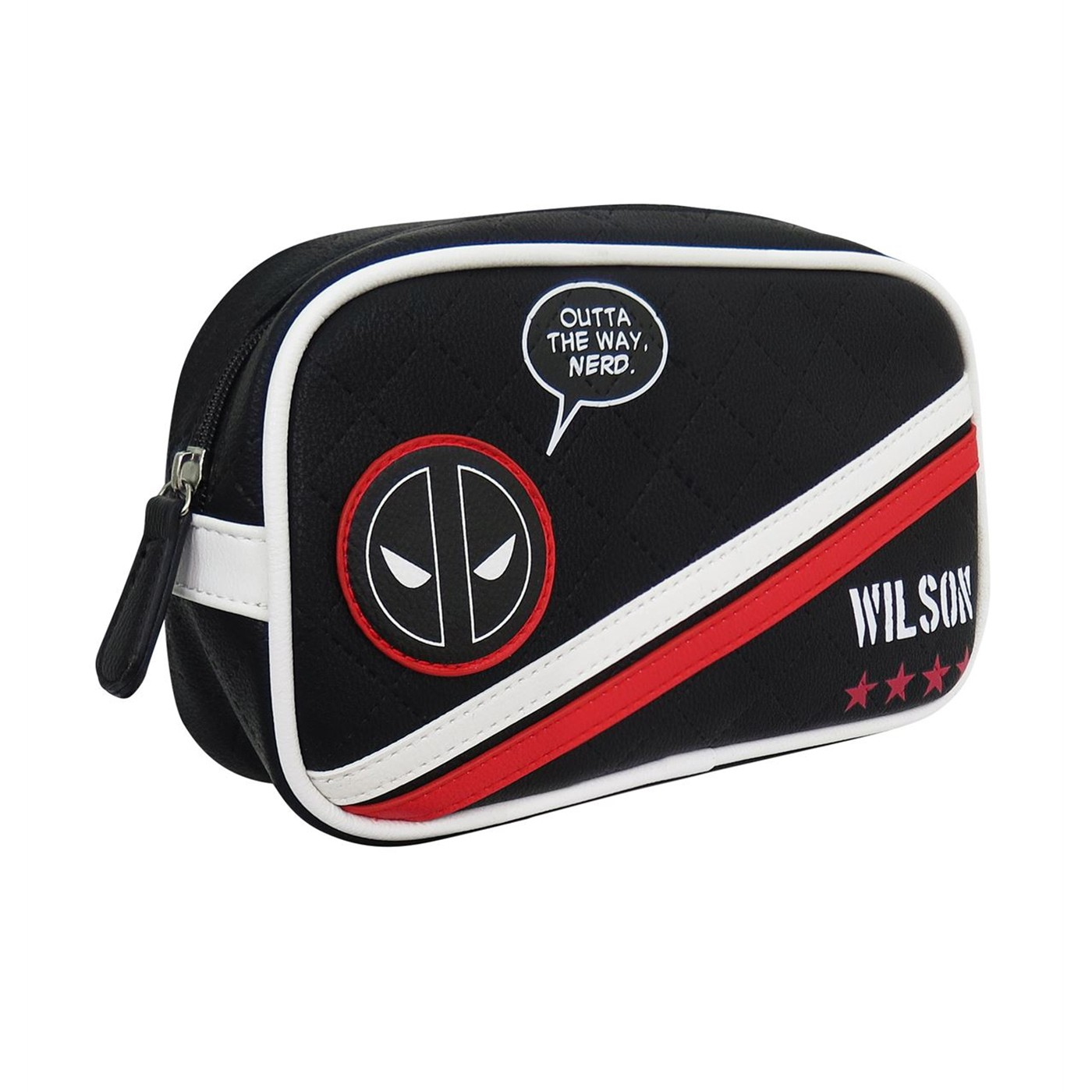 Deadpool Wade Wilson Makeup Bag