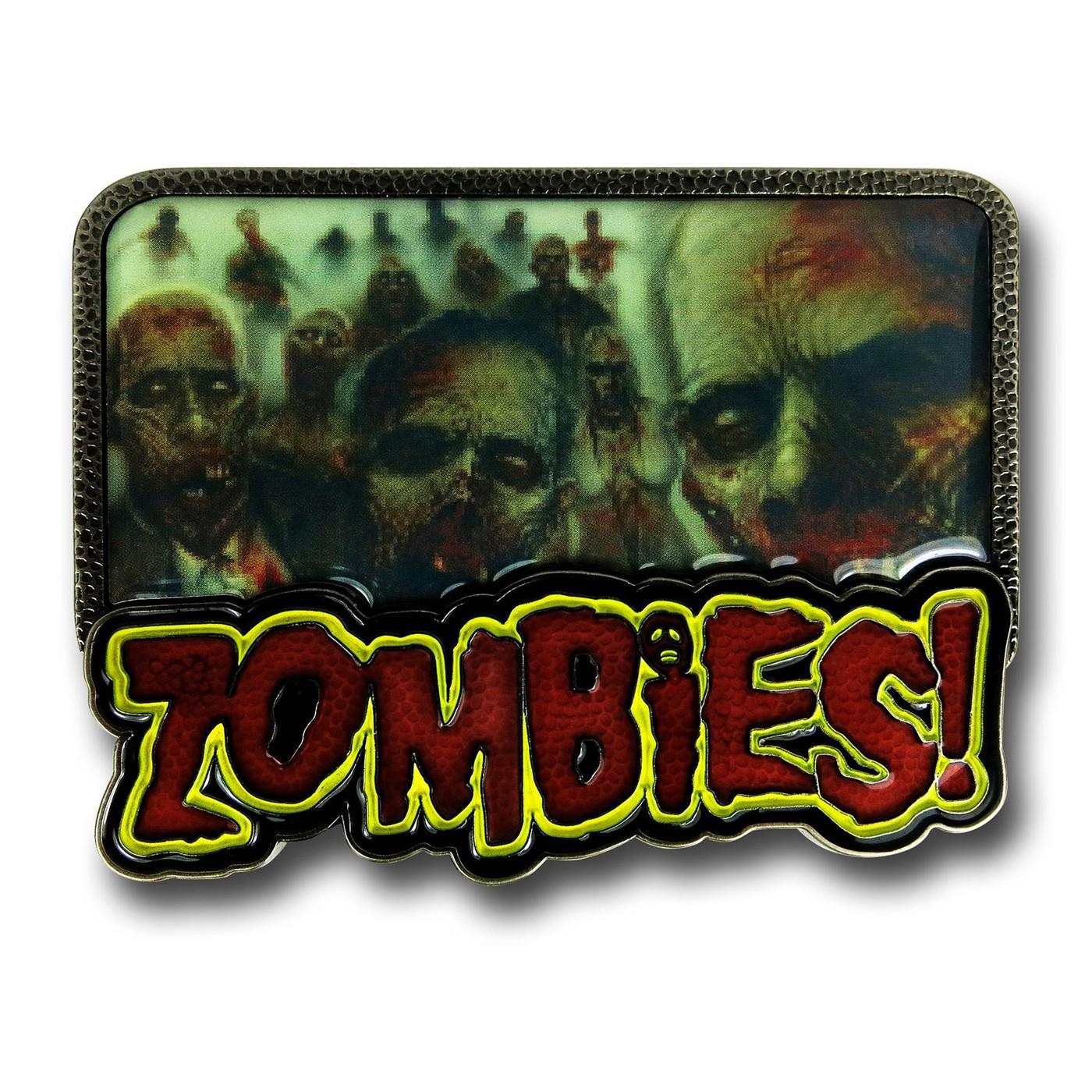 Zombies Belt Buckle