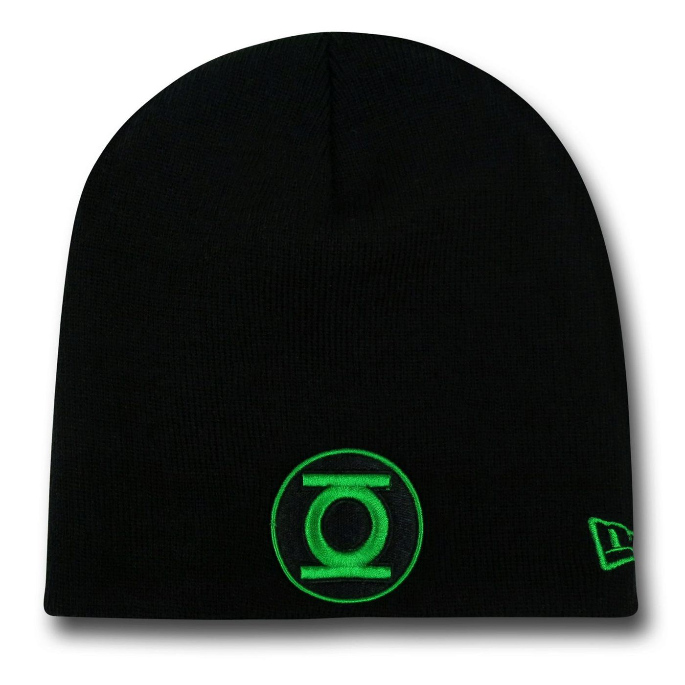 Green Lantern Symbol Toque Beanie