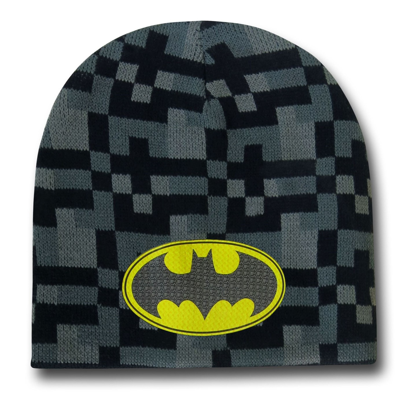 Batman Kids Knit Beanie & Glove Set