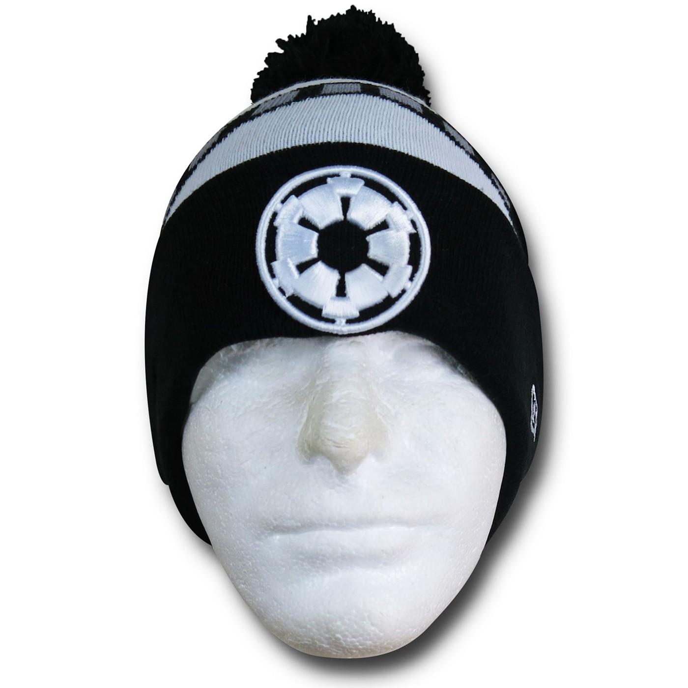Star Wars Stormtrooper Biggie Beanie