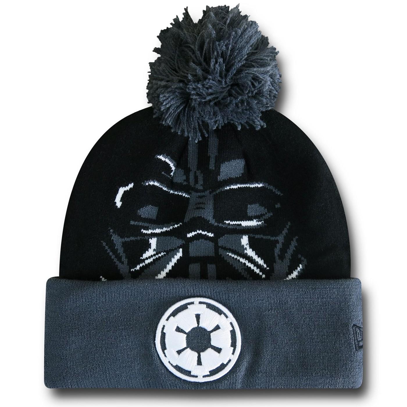 Star Wars Vader Biggie Beanie