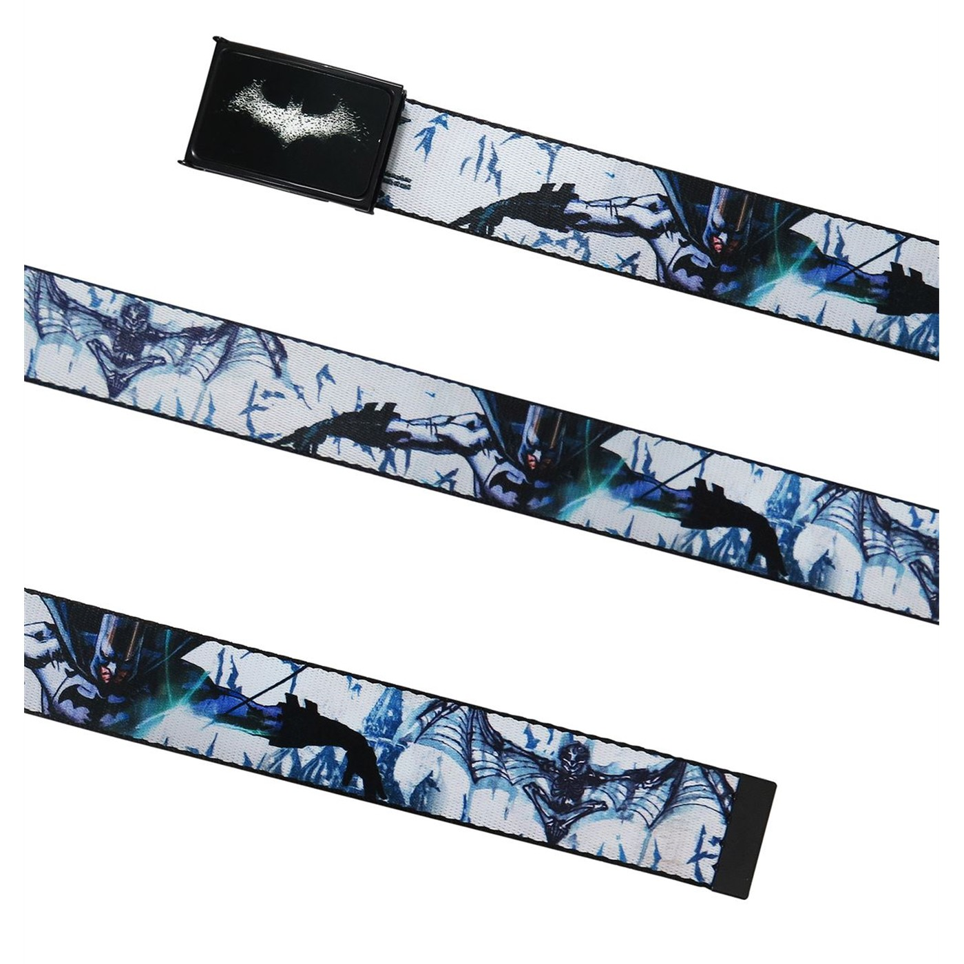 Batman Hush Night Prowler Web Belt