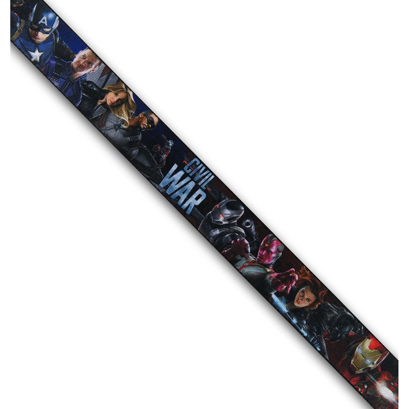 Captain America Civil War Group Seatbelt Belt