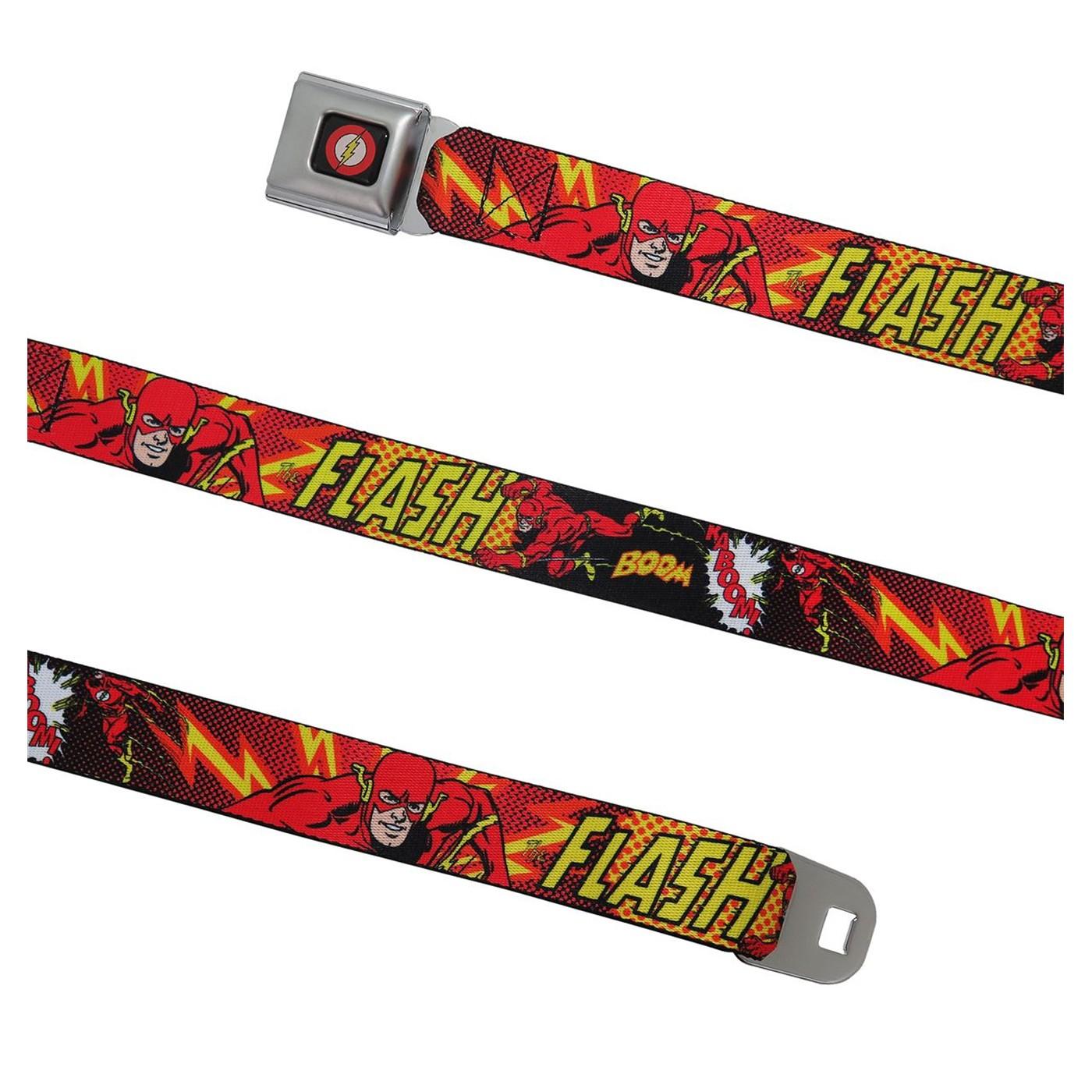 Flash Kaboom Kids 1.0 Seatbelt Belt