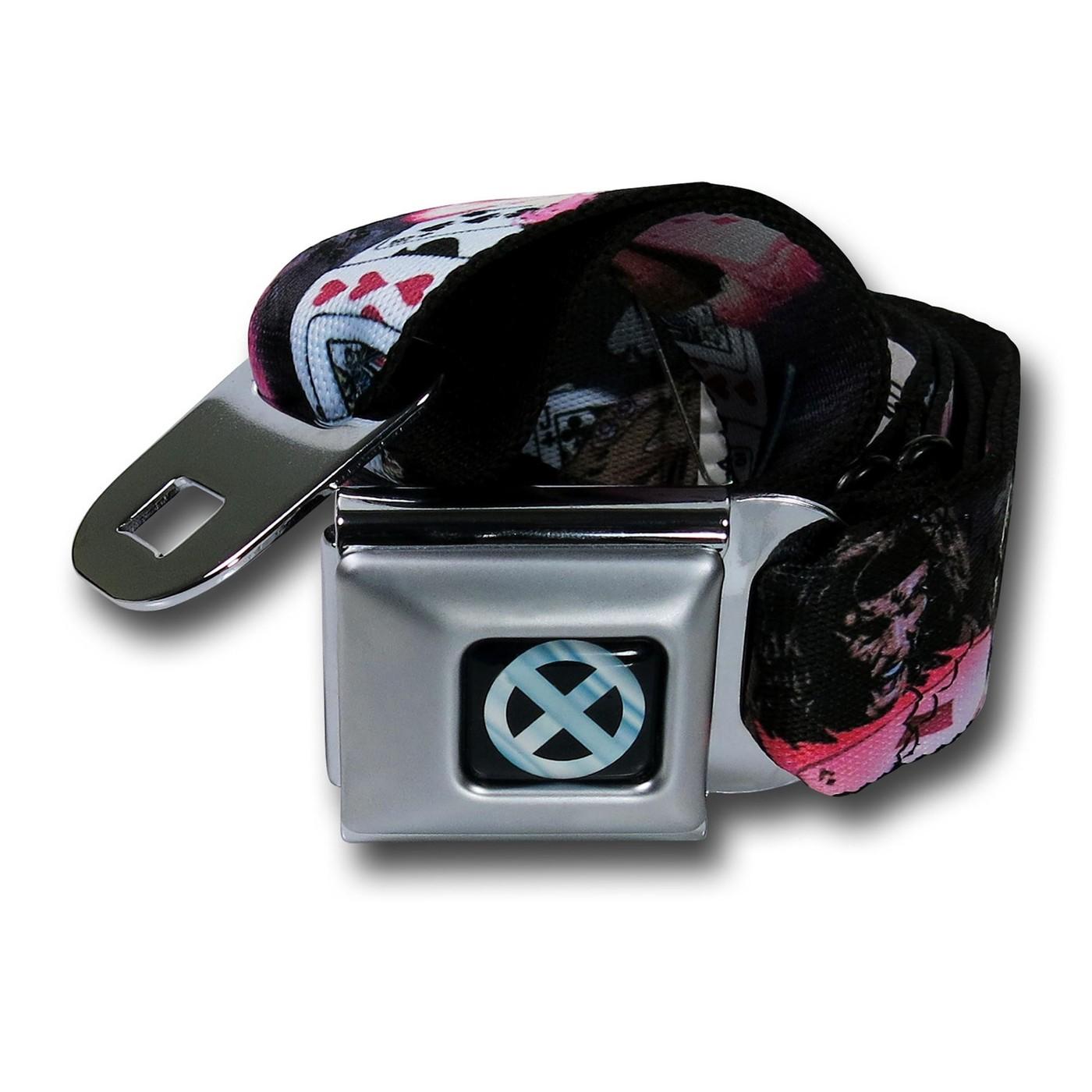 Gambit Kinetic Card Seatbelt Belt