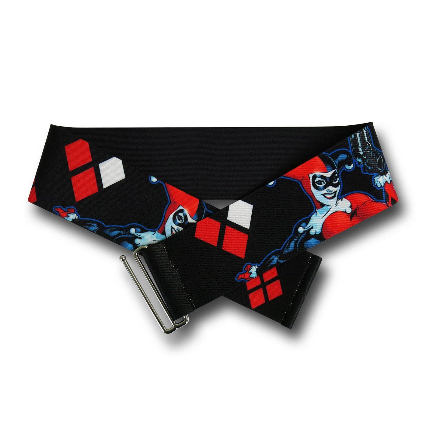 Harley Quinn Cinch Belt