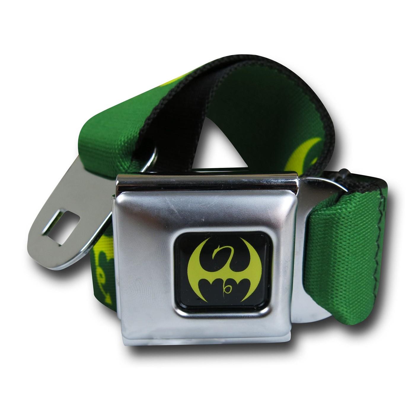Iron Fist Seatbelt Belt
