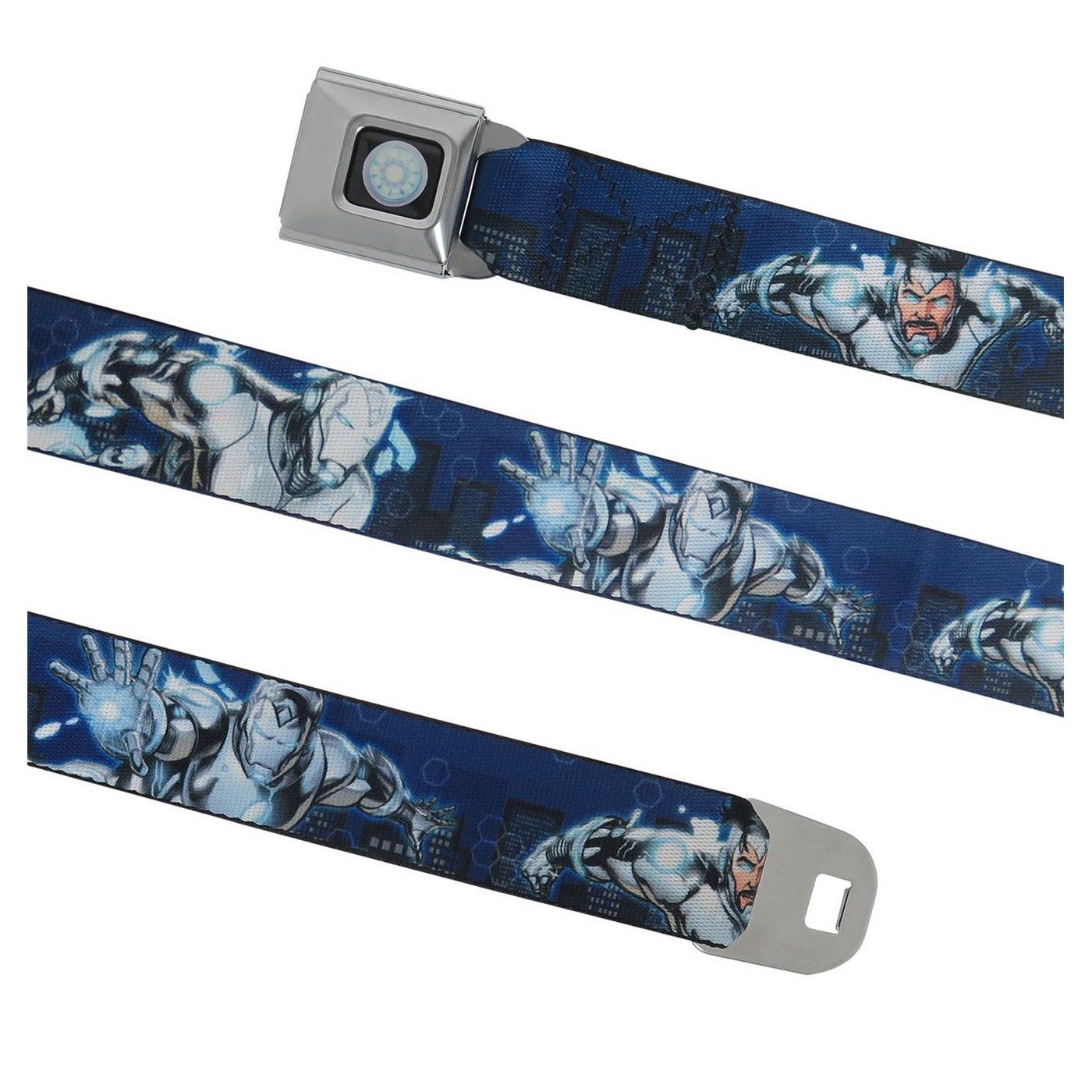 Iron Man Mark IV Seatbelt Belt