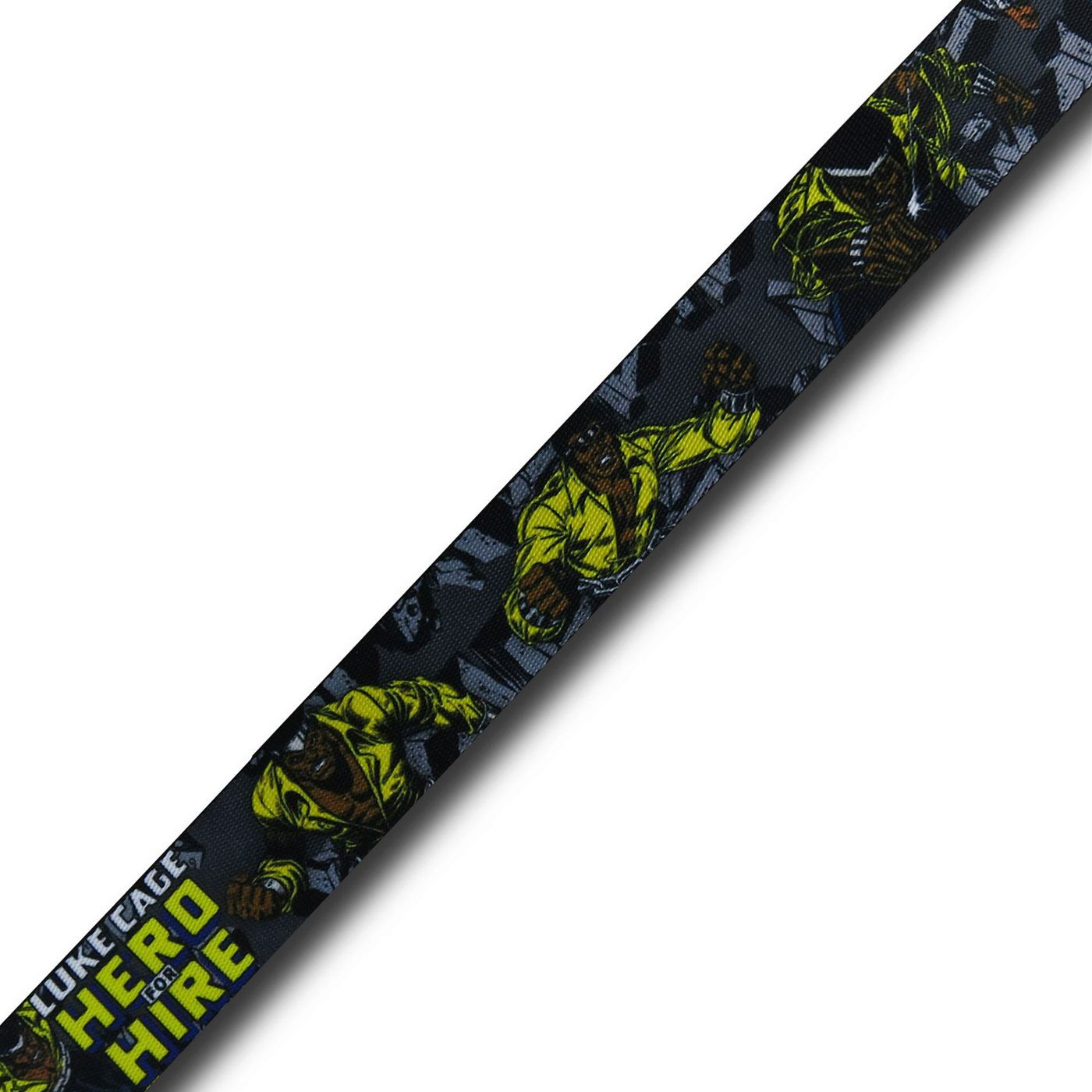 Luke Cage Seatbelt Belt