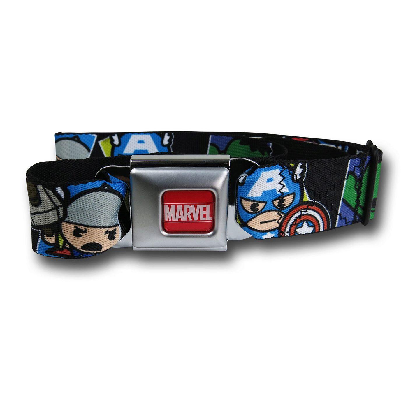 Marvel Kawaii Seatbelt Belt