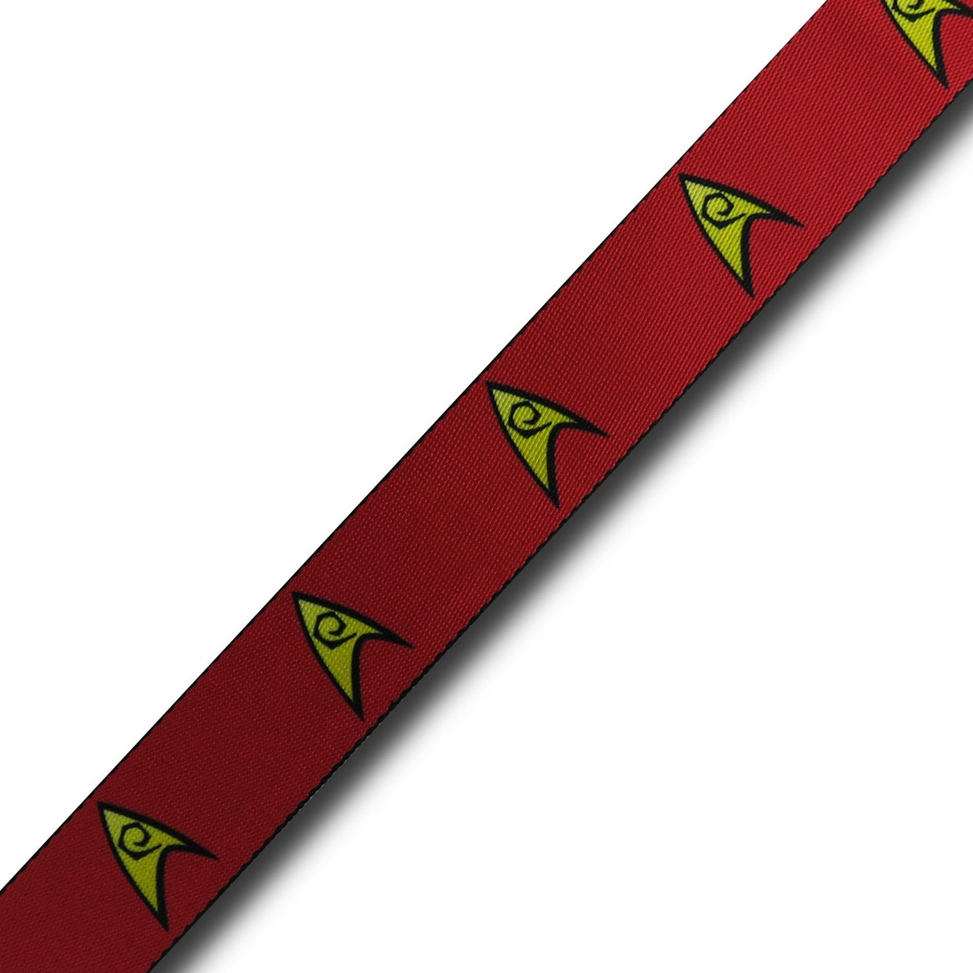 Star Trek Security Seatbelt Belt