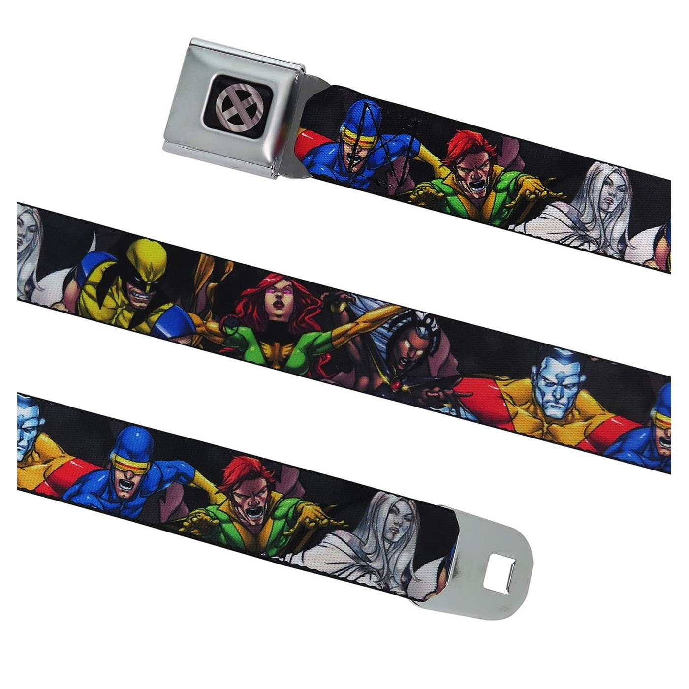 X-Men Classic Team Seatbelt Belt