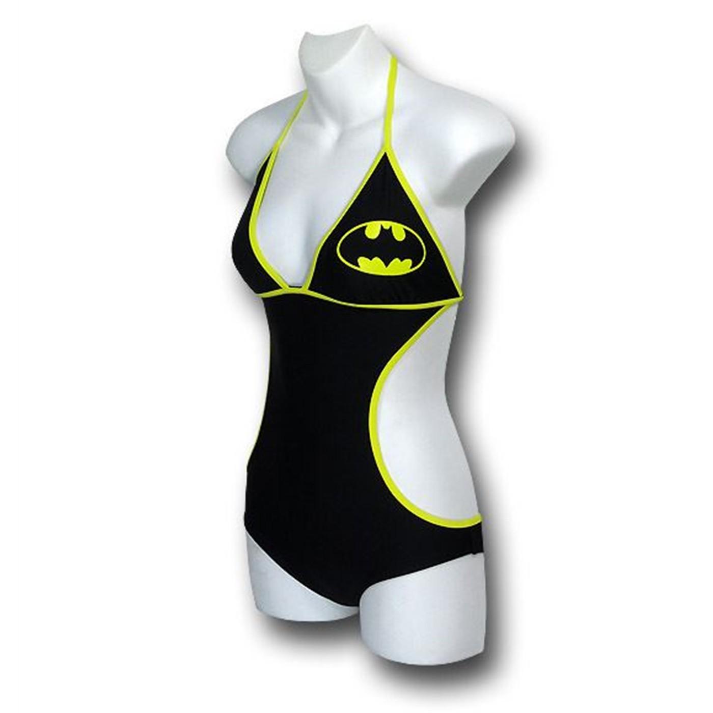 Batman Monokini One-Piece Swimsuit