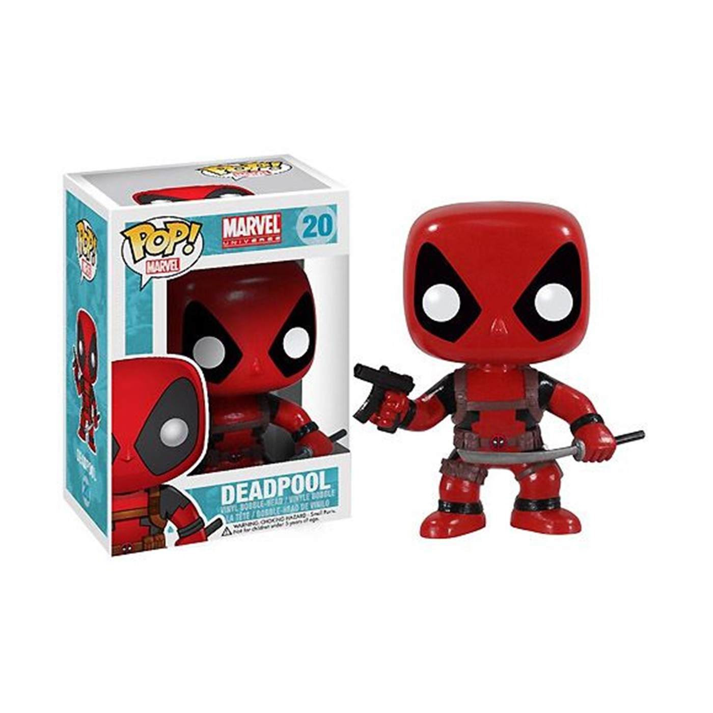 Deadpool POP Bobble Head