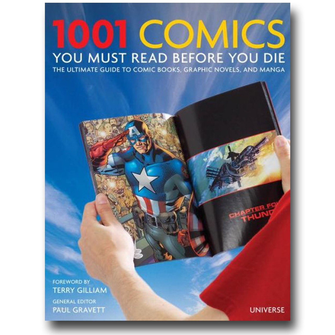 1001 Comics To Read Before You Die Book