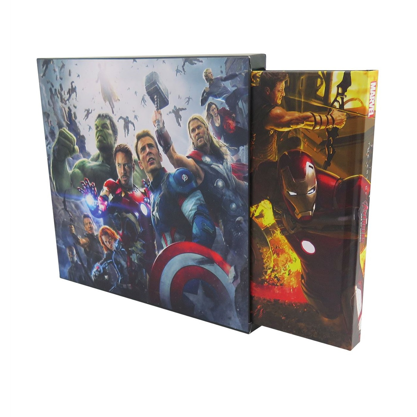 Marvel the Art of Avengers Age of Ultron Hardcover Book