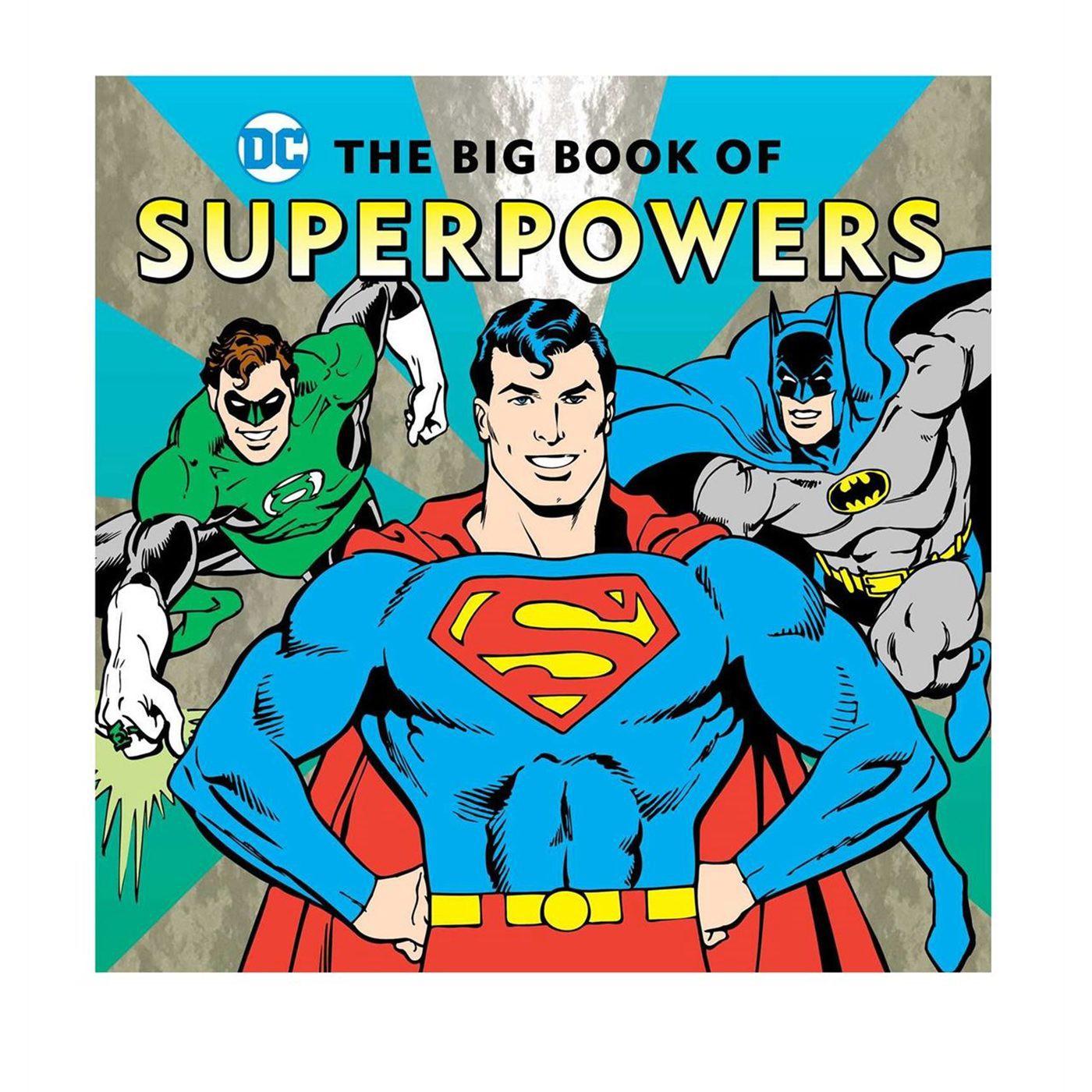 DC Comics Kids Big Book of Super Powers