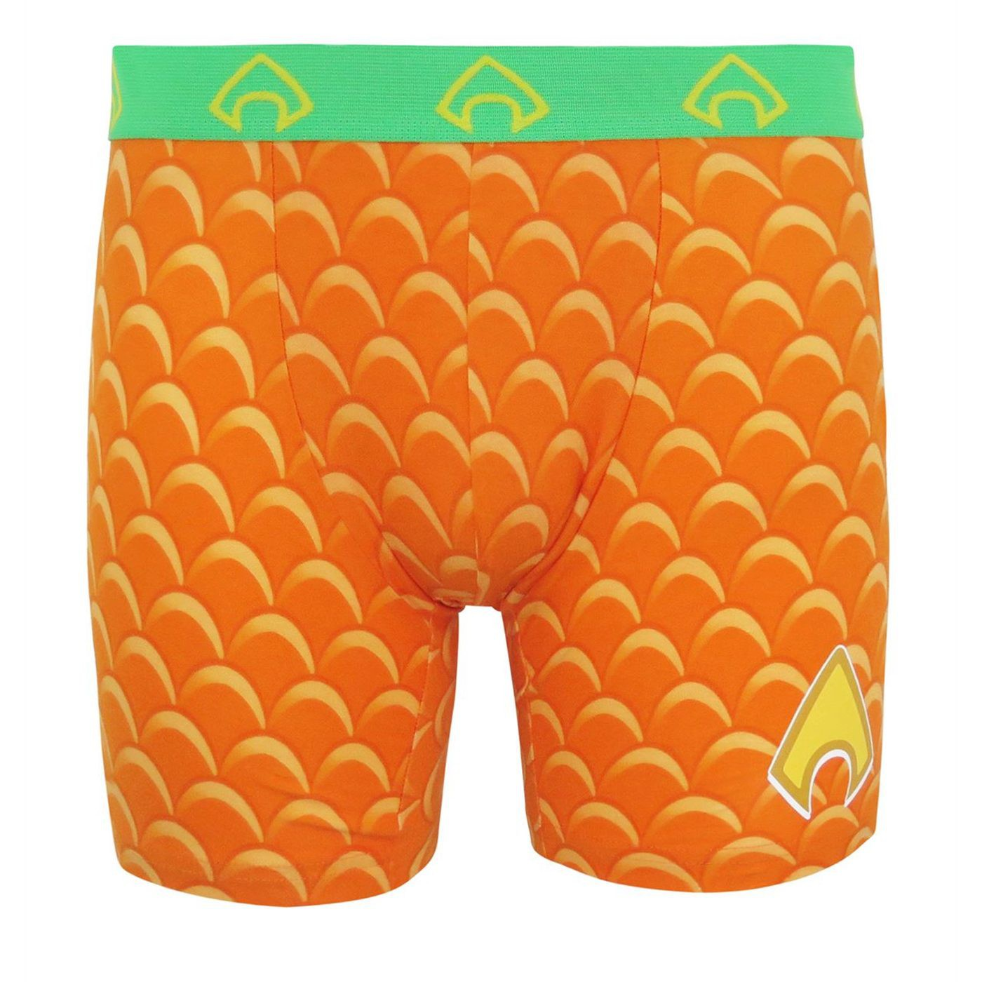 Aquaman Symbol Men's Underwear Fashion Boxer Briefs