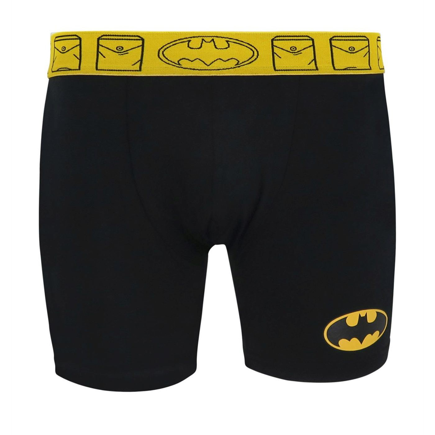 Batman Symbol Men's Underwear Fashion Boxer Briefs