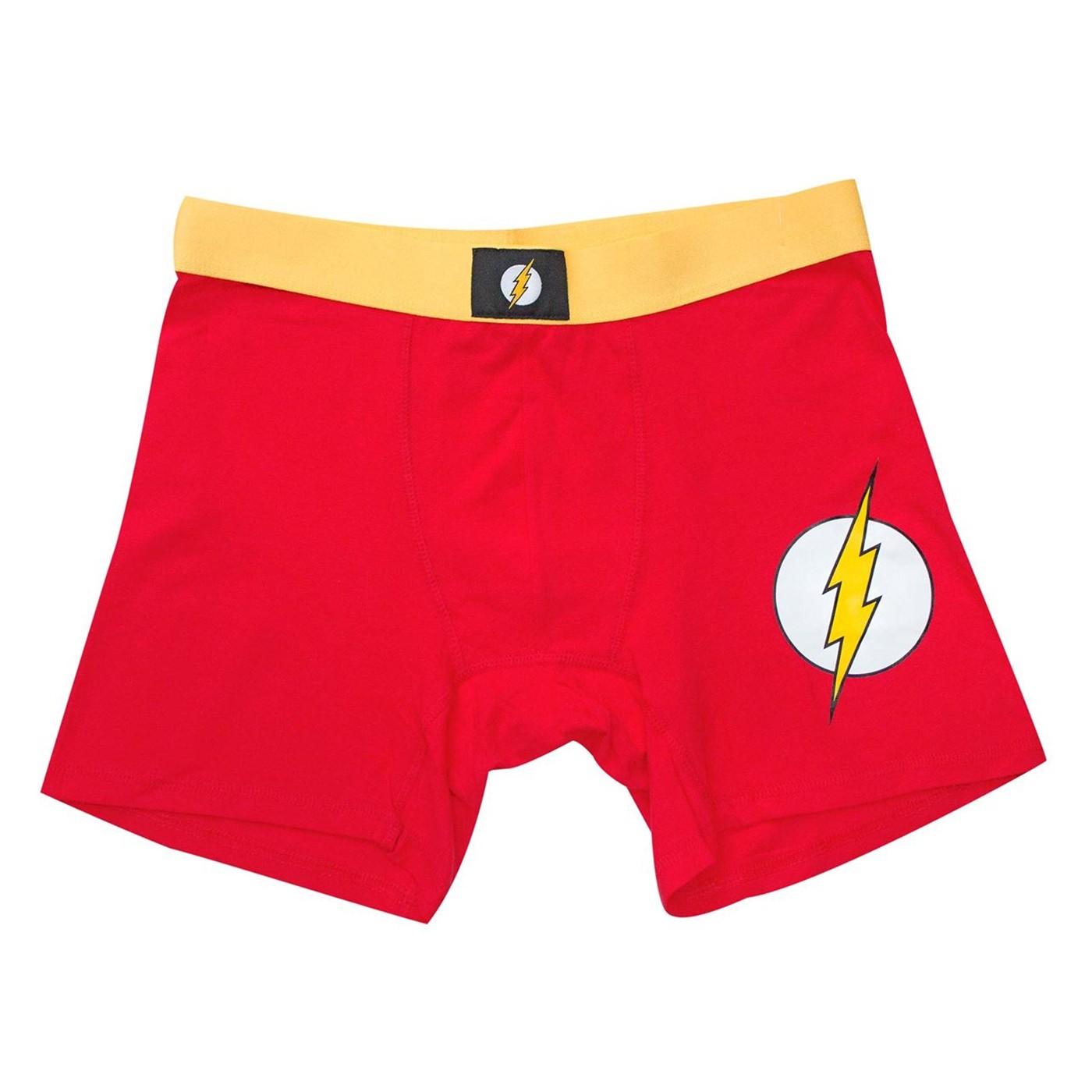 Flash Classic Men's Underwear Boxer Briefs