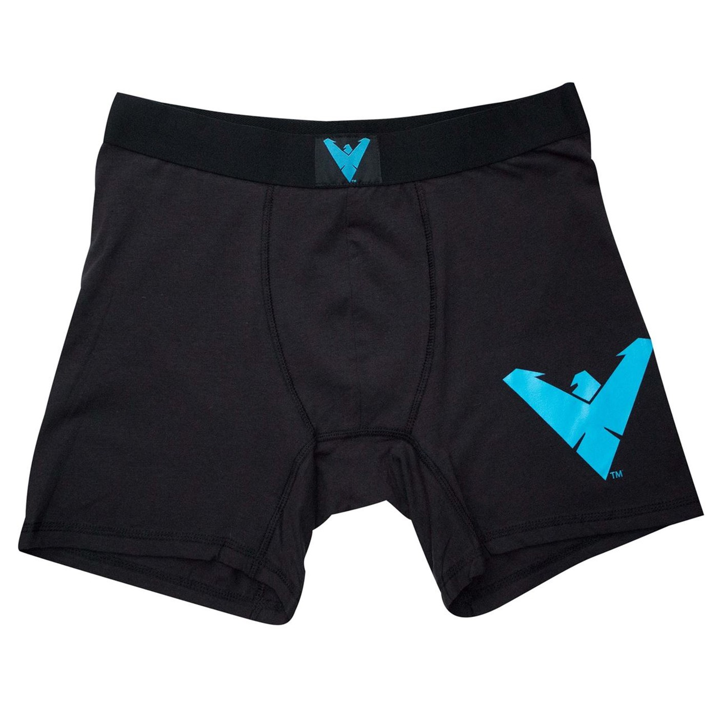 Nightwing Classic Symbol Men's Underwear Boxer Briefs