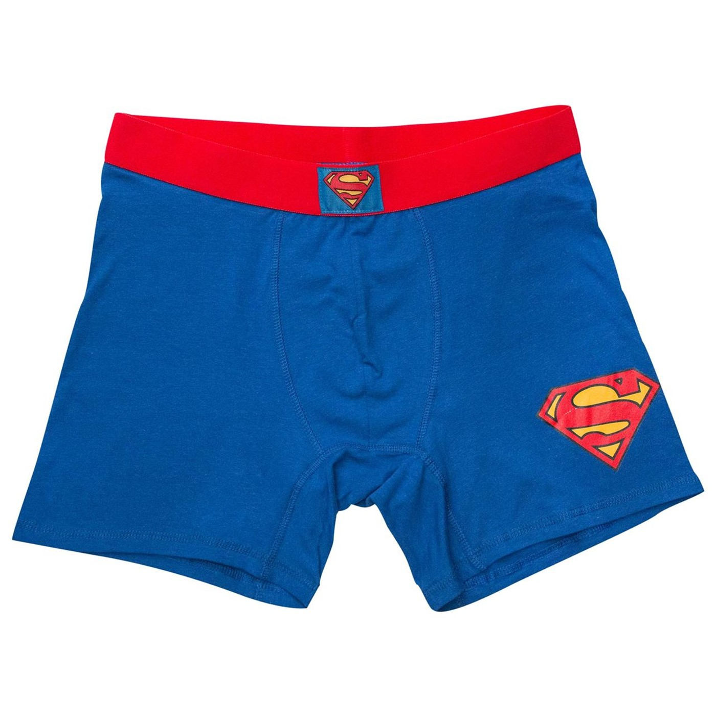 Superman Classic Men's Underwear Boxer Briefs