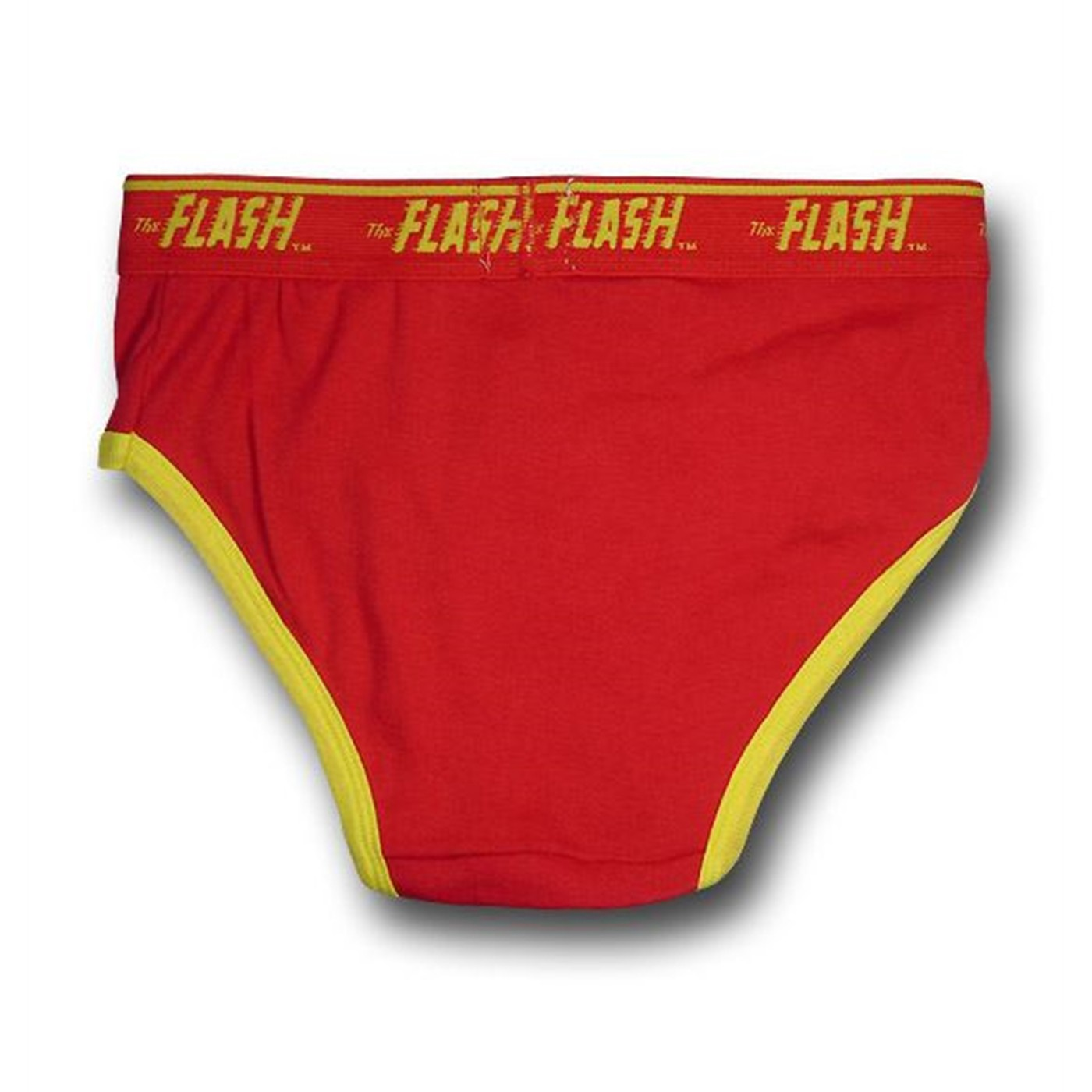Flash Red Outline Symbol Briefs