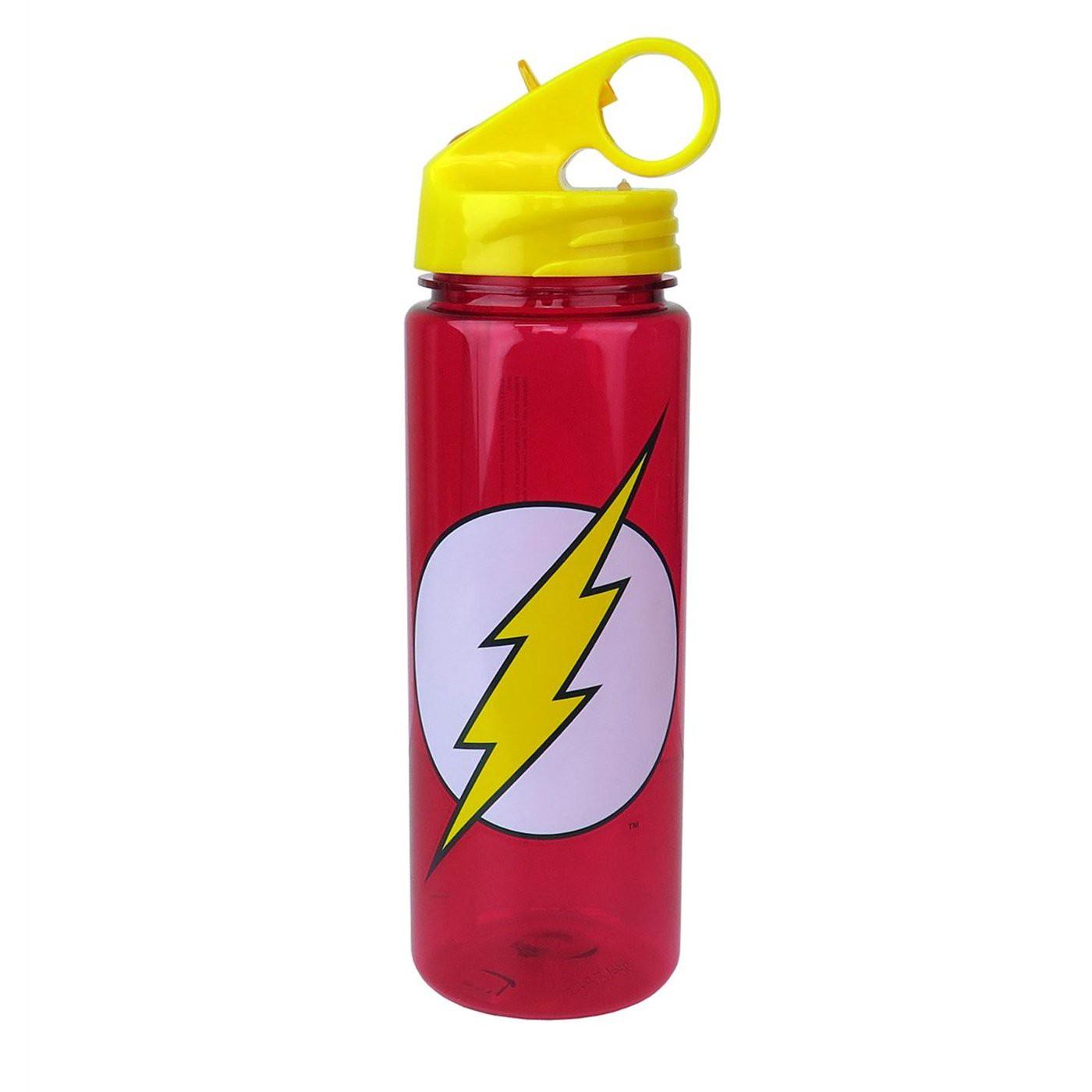Flash Symbol 20oz Water Bottle