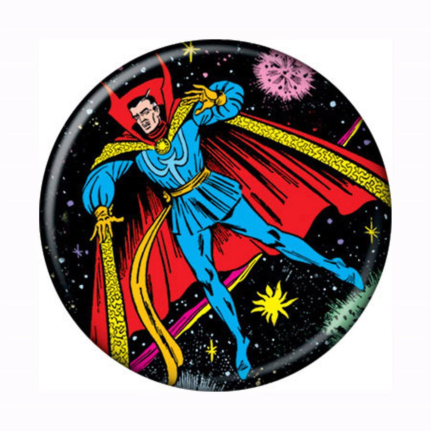 Doctor Strange Cosmic Button