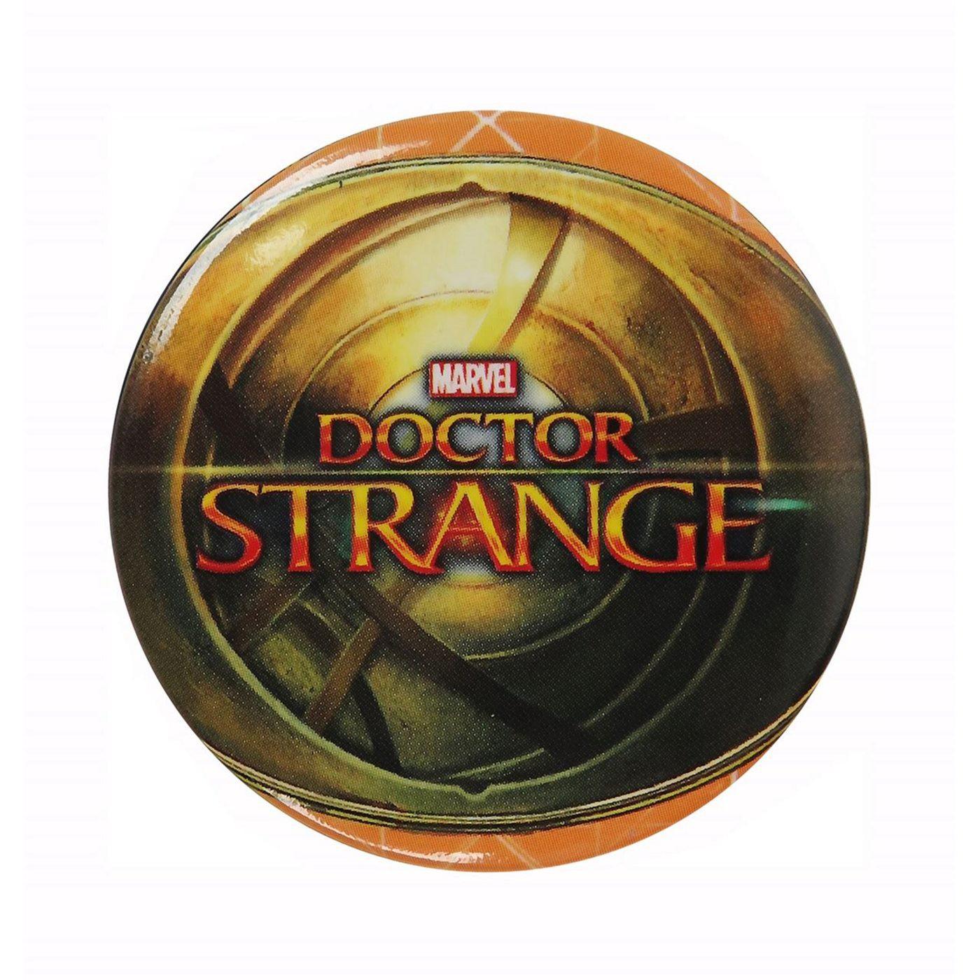 Dr. Strange Eye of Agamotto Button