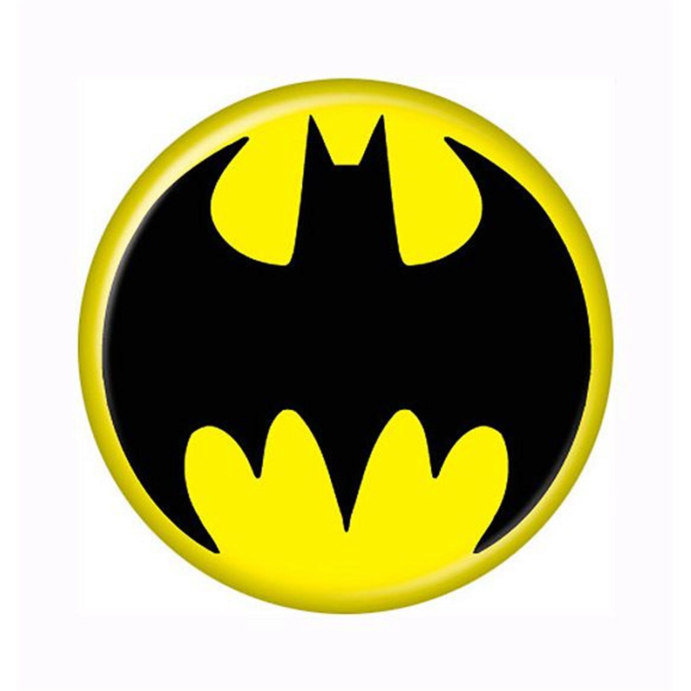 Batman Button Symbol