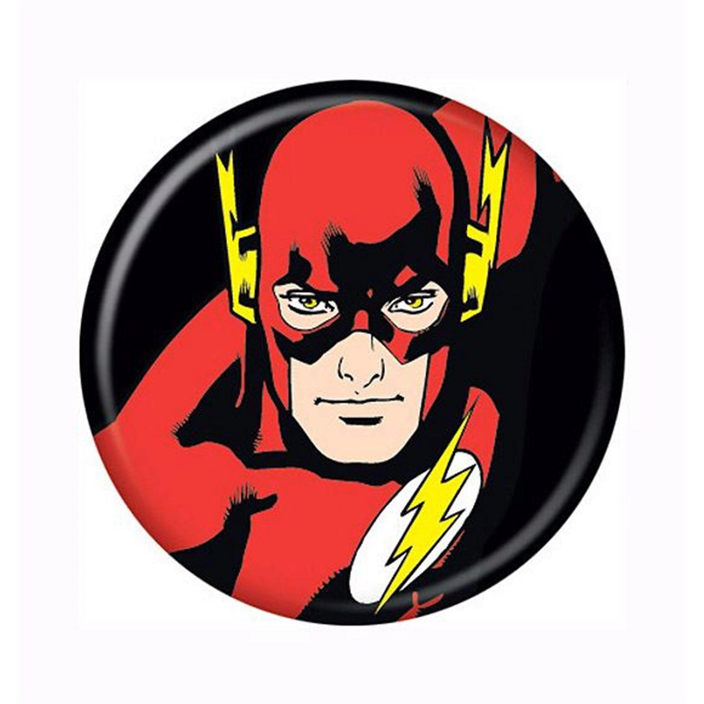 Flash Head First Button