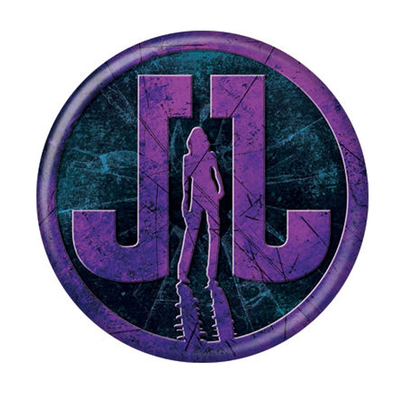 Jessica Jones Logo Icon Button