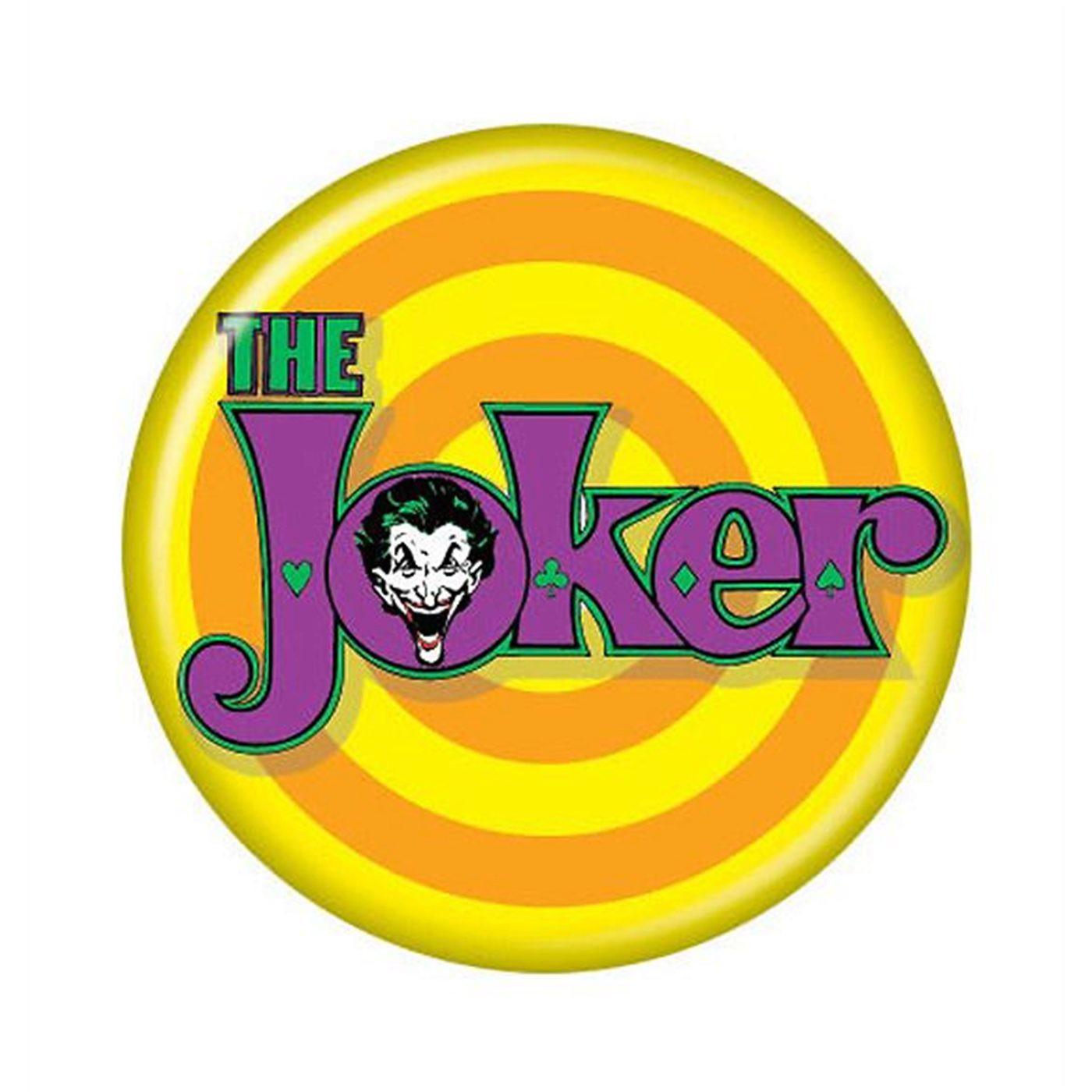 Joker Logo Button