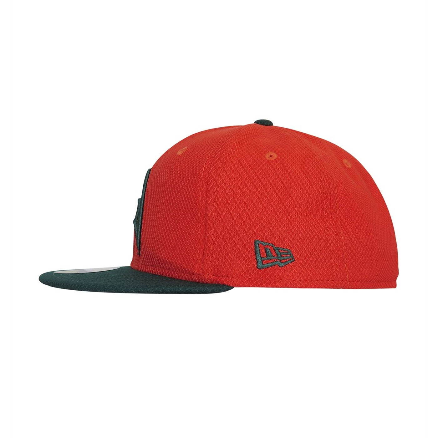 Aquaman Symbol Orange 59Fifty Fitted Hat