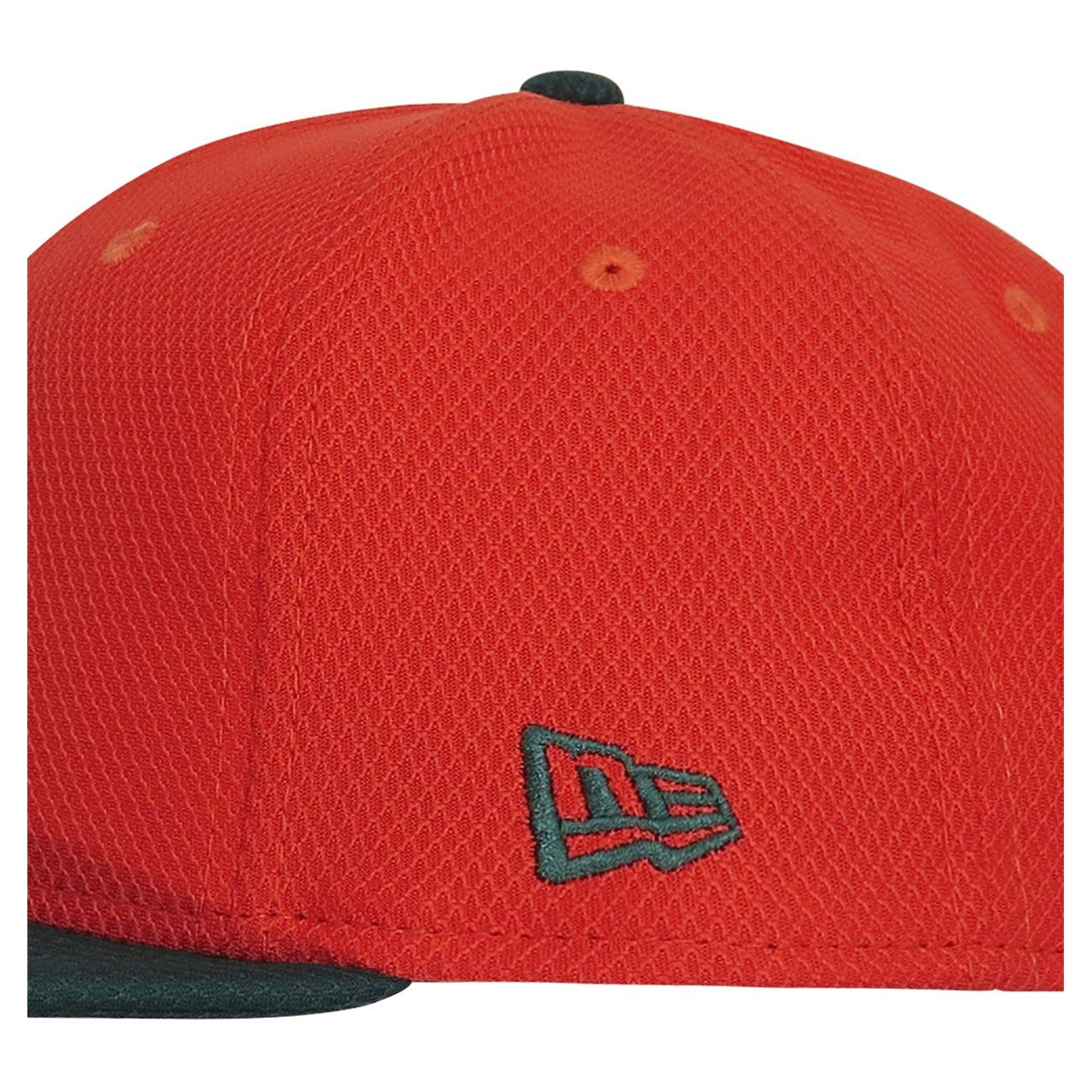 Aquaman Symbol Orange 59Fifty Fitted Hat